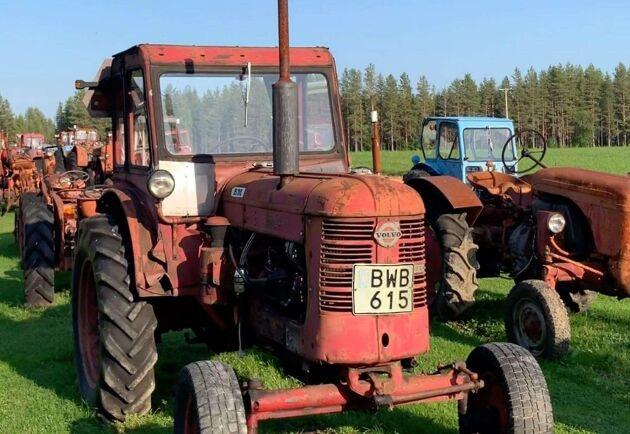 Volvo BM Victor från 1960.