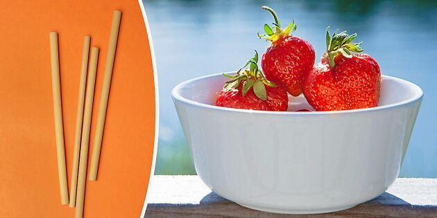 Snoppa jordgubbar snabbt, smart och effektivt – bästa metoden!