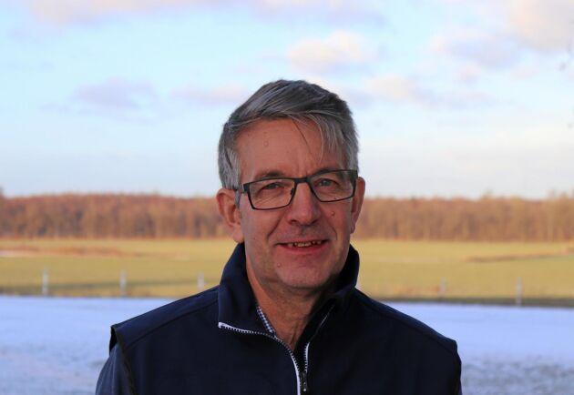 Anders Bauer, växtodlingsrådgivare på HIR Skåne.