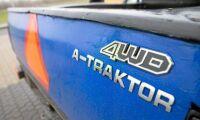 Kräver höjd fartgräns för epa-traktorer