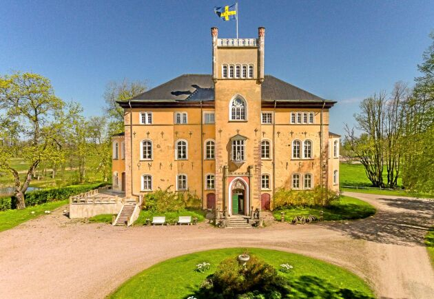 börstorp slott till salu pris