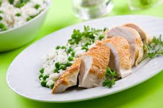 Kyckling, en stark favorit i vardagsmatssammanhang.