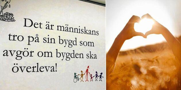 Nominera din favorit till Hela Sveriges stora Land-stipendium