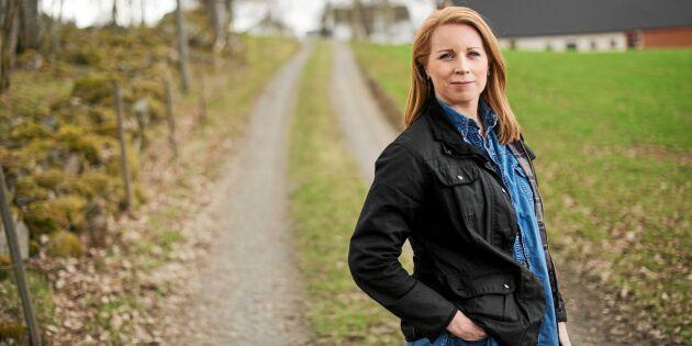 Annie Lööf: Bönderna är ryggraden i den svenska landsbygden