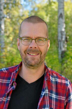Hans Lindberg, produktionsrådgivare på Växa Sverige.