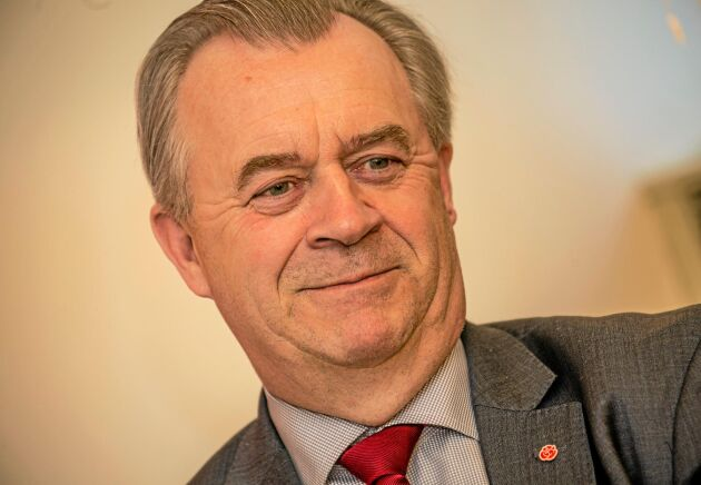 Landsbygdsminister Sven-Erik Bucht (S).
