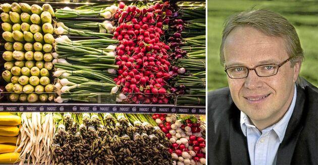 Thomas Bertilsson, enhetschef för äganderätt och näringspolitik vid LRF.