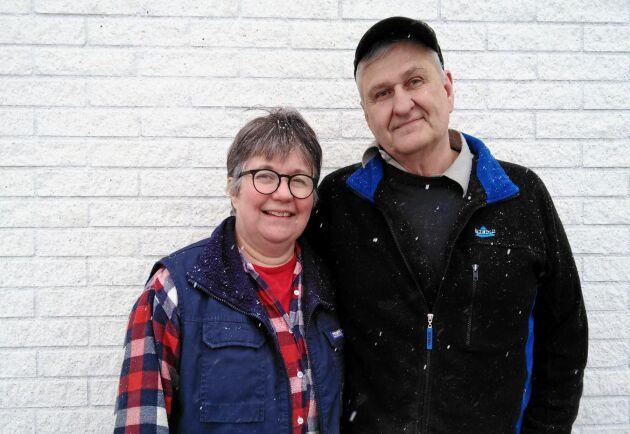 Anna-Britta och Herbert Nyman är redo för att ge över företaget till deras son Johannes och hans fru Desirée.