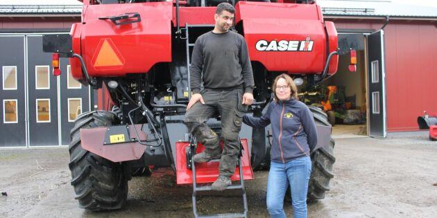 Regelkrångel försvårar anställning av nyanlända i lantbruk