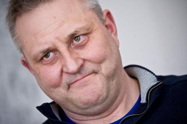 Janne Hansson jobbar som vanligt med att hålla kostnaderna nere och driva verksamheten så ekonomiskt som möjligt.