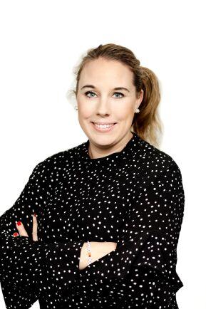 Anna Ekström försäljningsdirektör NielsenIQ.