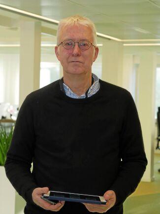 Bjarne Frykholm, projektledare för ATL Premium.