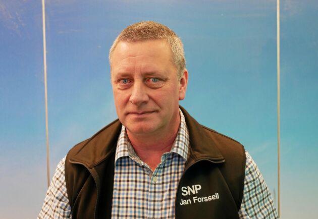 Jan Forssell, ordförande Sveriges Nötköttsproducenter.