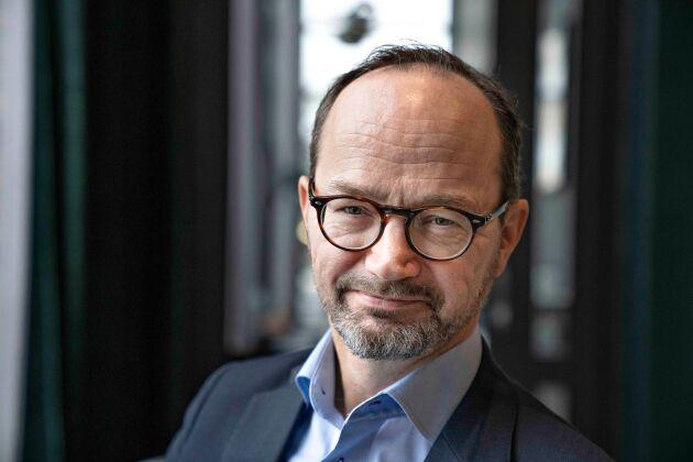 Infrastrukturminister Tomas Eneroth (S) (arkivbild).