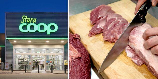 Coops medlemmar beredda att betala mer för köttet