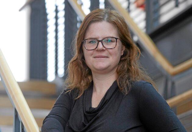 Anna Stjernström, krönikör.