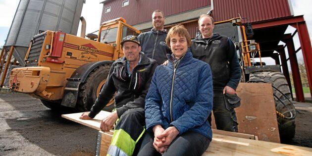 Återvinning och hållbarhet en lönsam väg för Wiggeby