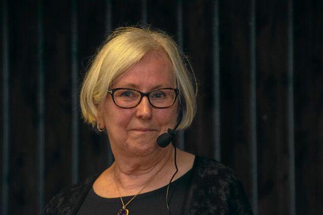 Eva Kempff är kommunpolitiker (C) i Leksand och styrelseledamot i Sveriges hembygdsförbund.