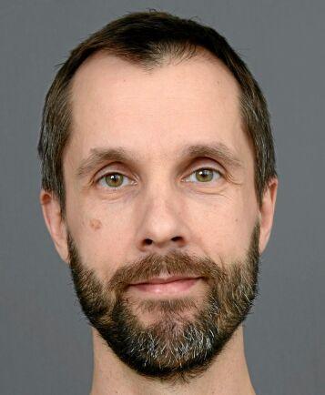 Josef Ålander, utredare på Post- och Telestyrelsen.