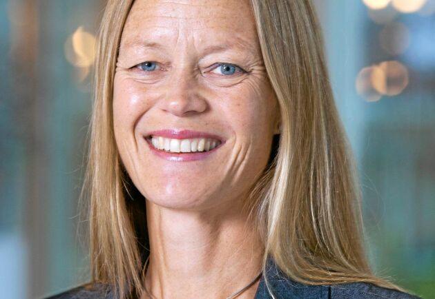 Åsa Lannhard Öberg, jordbrukspolitisk utredare på Jordbruksverket.