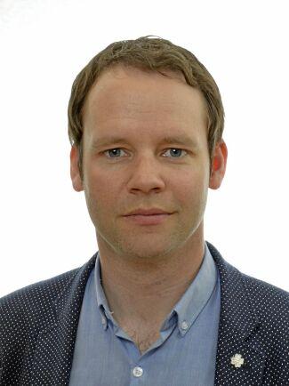 Rickard Nordin är riksdagsledamot (C) från Göteborg och energipolitisk talesperson.