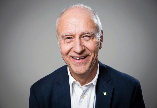 Gunnar Heibring, avgående ordförande för Norrskog.