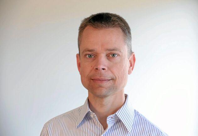 Sone Ekman är utredare på Jordbruksverket.