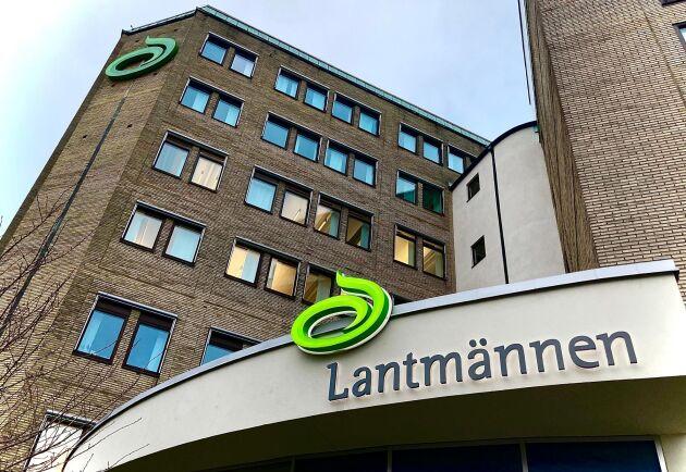 Lantmännens huvudkontor i Stockholm.