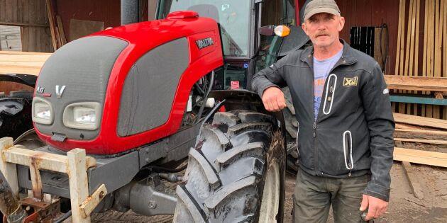 Fick rätt i kampen om orkeslös traktor