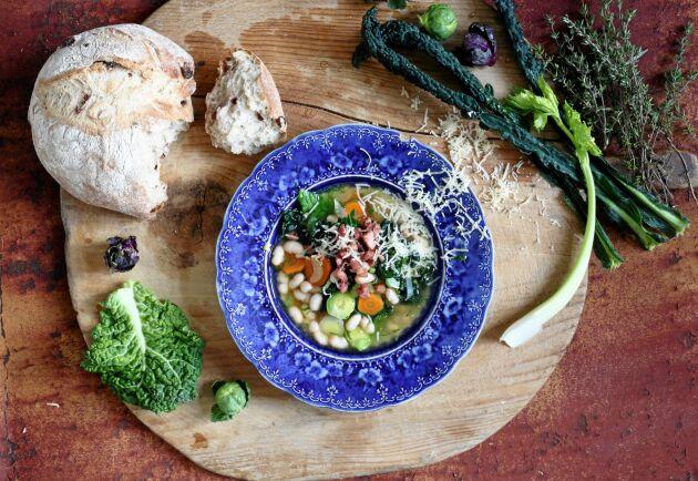Bönor är en lättlagad, mustig, proteinrik och överraskande ingrediens som passar i mycket.