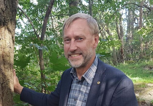 – Politiken måste ta sig samman, ta ansvaret, göra en klok avvägning och ta beslut, säger Paul Christensson om konflikterna i skogen.