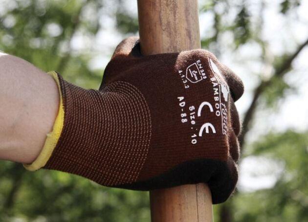 Bambu är fritt från kemiska ämnen och odlas utan bekämpningsmedel. Bambu är mjukt, svalt och lent mot huden.