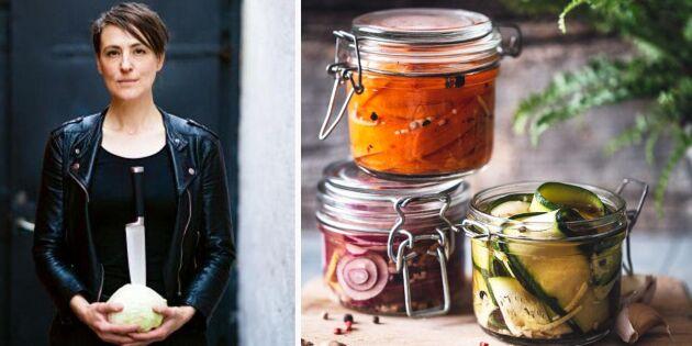"""Intervju: Jenny """"Surtanten"""" Neikell avslöjar fermenteringens hemligheter"""