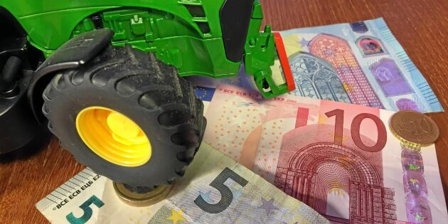 Större andel till jordbruket i EU-budgetförslag