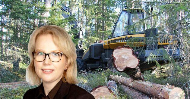 Anna Bratt är chefredaktör för Land Lantbruk & Land Skogsbruk.