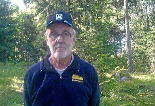 Skogsägare Lennart Felldin vill ha mer information om den nya fjärrmätningen med bilder.