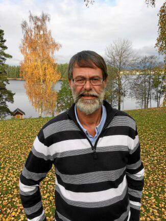Tell-Inge Leandersson, rektor på Mullsjö Folkhögskola