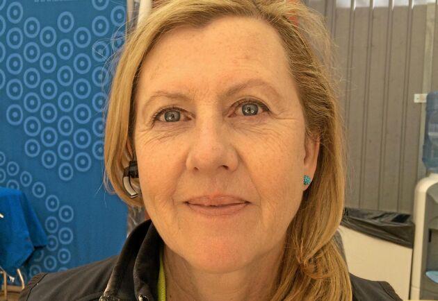 """""""Det återspeglar hur branschen ser ut. Det är inget vi kan förändra på tre dagar"""", säger Kristin Olsson, projektledare Skogsnolia 2019."""
