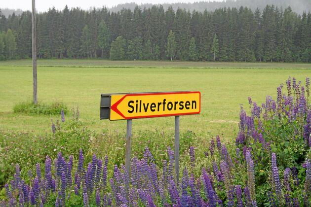 Silverforsens kraftstation i Mallbacken, Sunne, har blivit symbolen för motståndet mot utrivning av småskalig vattenkraft.