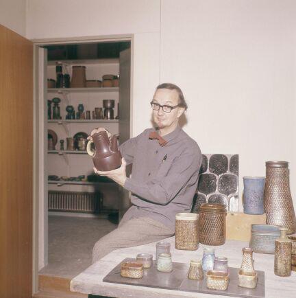 Stig Lindberg (1916-1982).