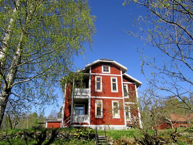 Ge huset lite omsorg efter en hård vinter. Det gör stor skillnad.