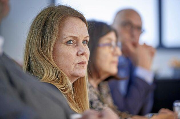 Landsbygdsminister Jennie Nilsson (S) är inte övertygad om att ett års övergångstid kommer att räcka för att komma i hamn med reformen av den gemensamma jordbrukspolitiken.