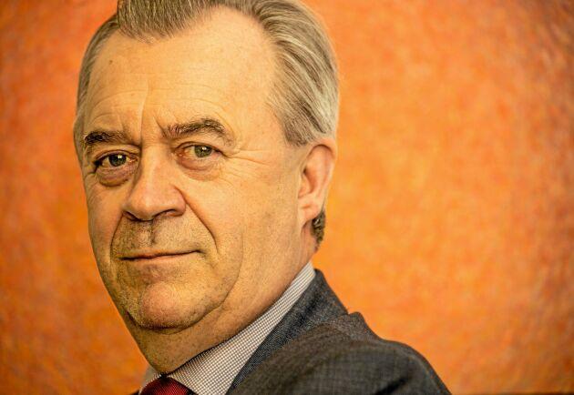 Sven-Erik Bucht, avgående landsbygdsminister (S).