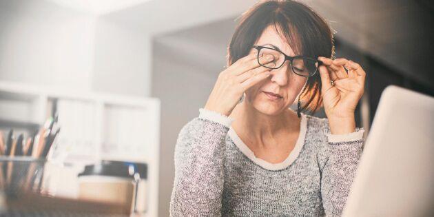 5 tecken på att du kanske lider av D-vitaminbrist