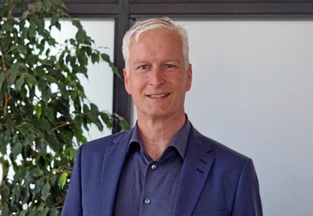 Jonas Carlberg, seniorkonsult. Macklean