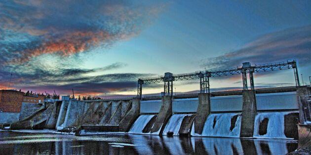 Elpriserna rusar när vattenmagasinen sinar