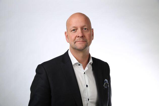 Kristdemokraternas jordbrukspolitiske talesperson Magnus Oscarsson.