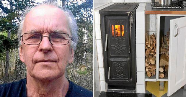 Bengt Nikander vill att myndigheterna ska se verkligheten som den är.