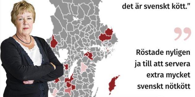 Till slut – nu köper allt fler kommuner svenskt