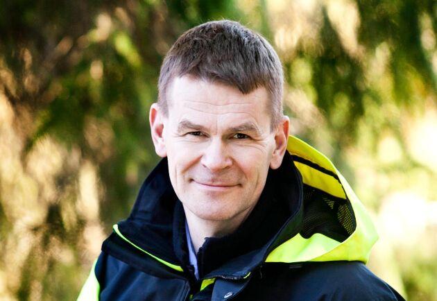 Skogsstyrelsens generaldirektör Herman Sundqvist, är en av dem som bjuder in till möten i Norrbotten.